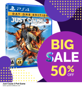10 Best Just Cause 3 Ps4 Game After Christmas Deals Discount Coupons