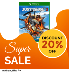 List of 6 Just Cause 3 Xbox One Black Friday 2020 and Cyber MondayDeals [Extra 50% Discount]