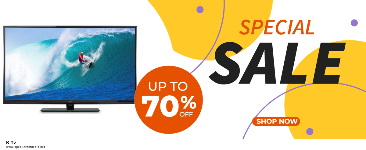 5 Best K Tv Black Friday 2020 and Cyber Monday Deals & Sales