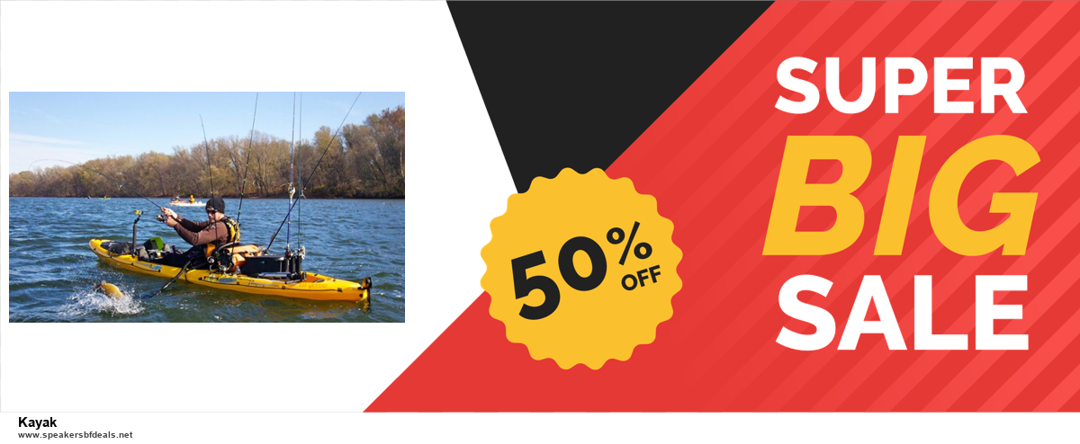 13 Exclusive Black Friday and Cyber Monday Kayak Deals 2020