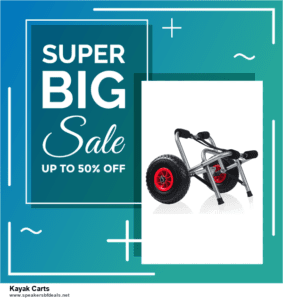 Top 5 Black Friday and Cyber Monday Kayak Carts Deals 2020 Buy Now
