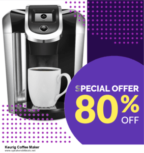 10 Best Black Friday 2020 and Cyber Monday  Keurig Coffee Maker Deals | 40% OFF