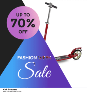Top 11 Black Friday and Cyber Monday Kick Scooters 2020 Deals Massive Discount
