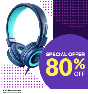 5 Best Kids Headphones After Christmas Deals & Sales