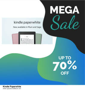 6 Best Kindle Paperwhite After Christmas Deals | Huge Discount
