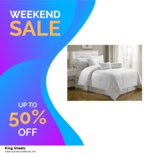 9 Best After Christmas Deals King Sheets Deals 2020 [Up to 40% OFF]