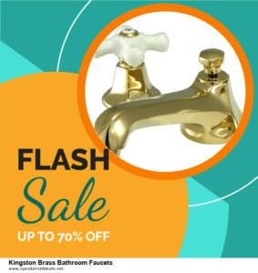 10 Best Kingston Brass Bathroom Faucets Black Friday 2020 and Cyber Monday Deals Discount Coupons