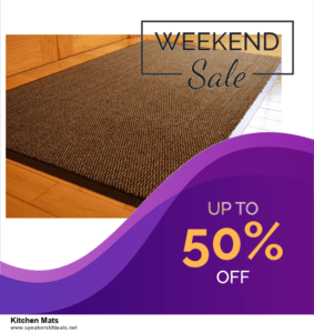 9 Best Kitchen Mats Black Friday 2020 and Cyber Monday Deals Sales