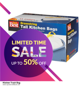 9 Best Black Friday and Cyber Monday Kitchen Trash Bag Deals 2020 [Up to 40% OFF]