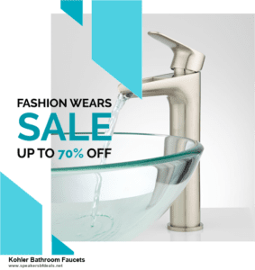 13 Exclusive Black Friday and Cyber Monday Kohler Bathroom Faucets Deals 2020