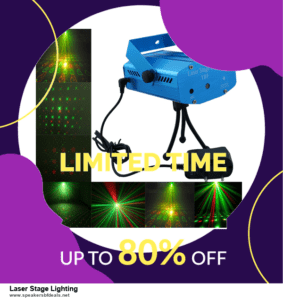 List of 6 Laser Stage Lighting After Christmas DealsDeals [Extra 50% Discount]