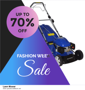 10 Best Lawn Mower After Christmas Deals Discount Coupons