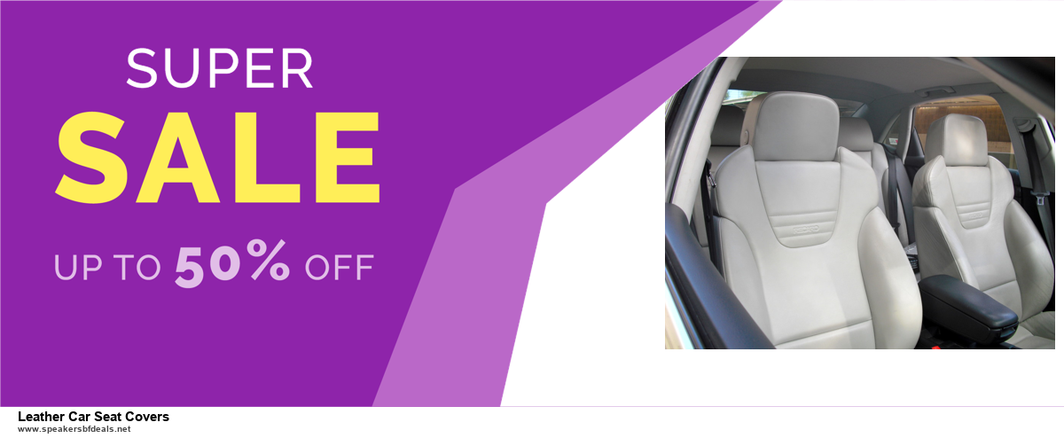 Top 5 Black Friday 2020 and Cyber Monday Leather Car Seat Covers Deals [Grab Now]