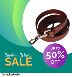 9 Best Leather Dog Leashes After Christmas Deals Sales