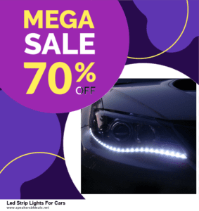 Top 11 After Christmas Deals Led Strip Lights For Cars 2020 Deals Massive Discount
