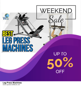 List of 10 Best Black Friday and Cyber Monday Leg Press Machines Deals 2020
