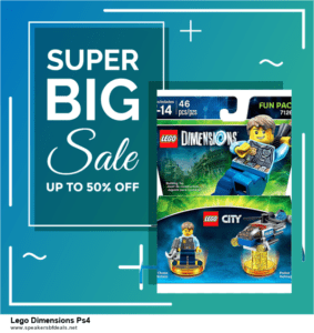 5 Best Lego Dimensions Ps4 Black Friday 2020 and Cyber Monday Deals & Sales