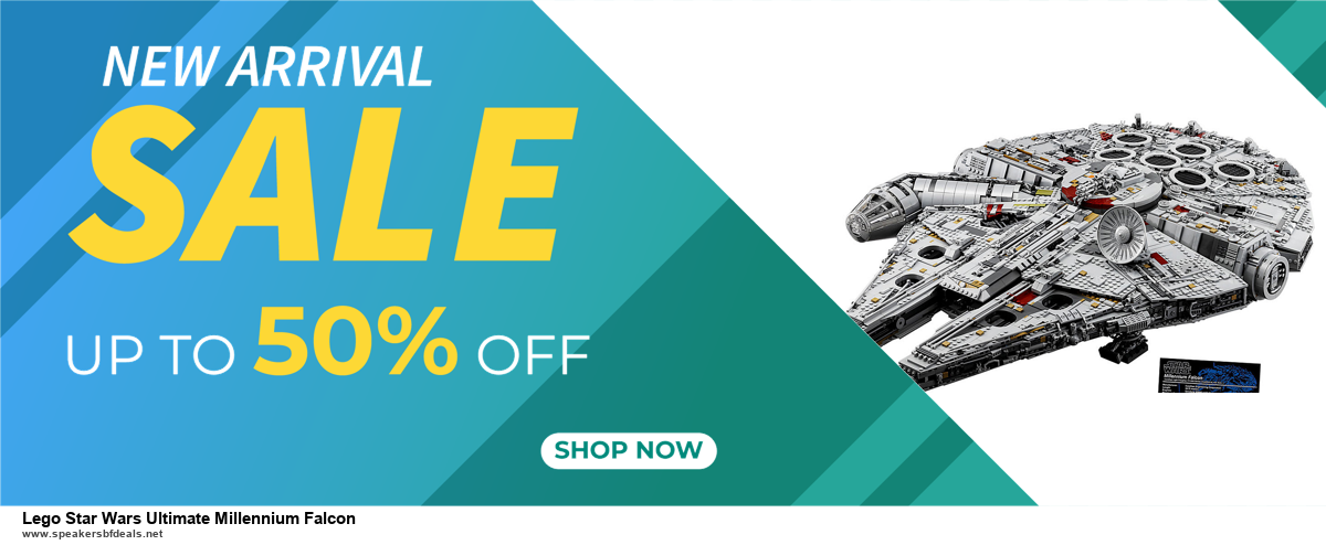 List of 10 Best Black Friday and Cyber Monday Lego Star Wars Ultimate Millennium Falcon Deals 2020