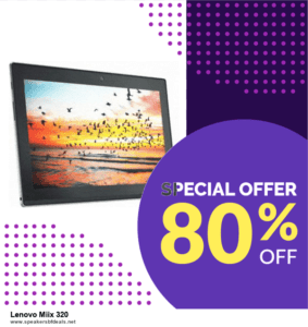 13 Exclusive Black Friday and Cyber Monday Lenovo Miix 320 Deals 2020