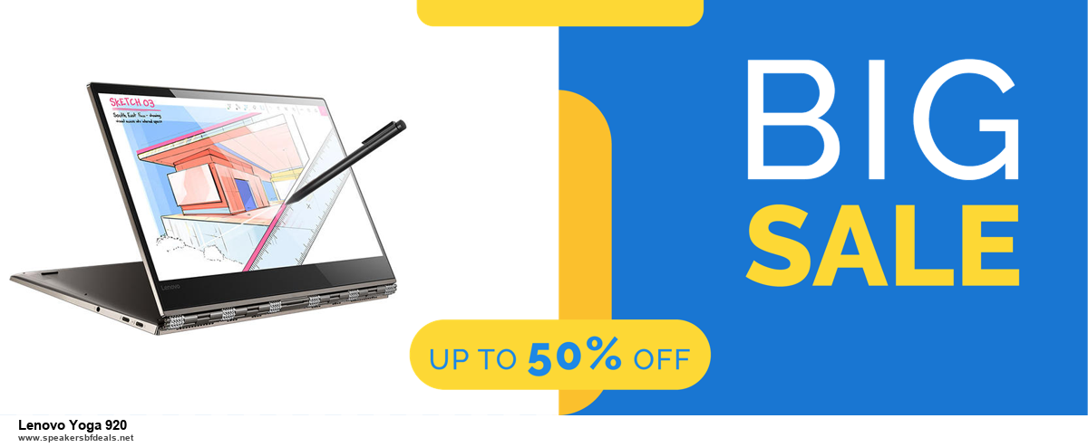6 Best Lenovo Yoga 920 Black Friday 2020 and Cyber Monday Deals | Huge Discount
