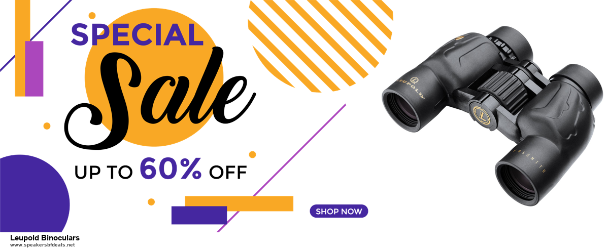 Top 5 Black Friday 2020 and Cyber Monday Leupold Binoculars Deals [Grab Now]