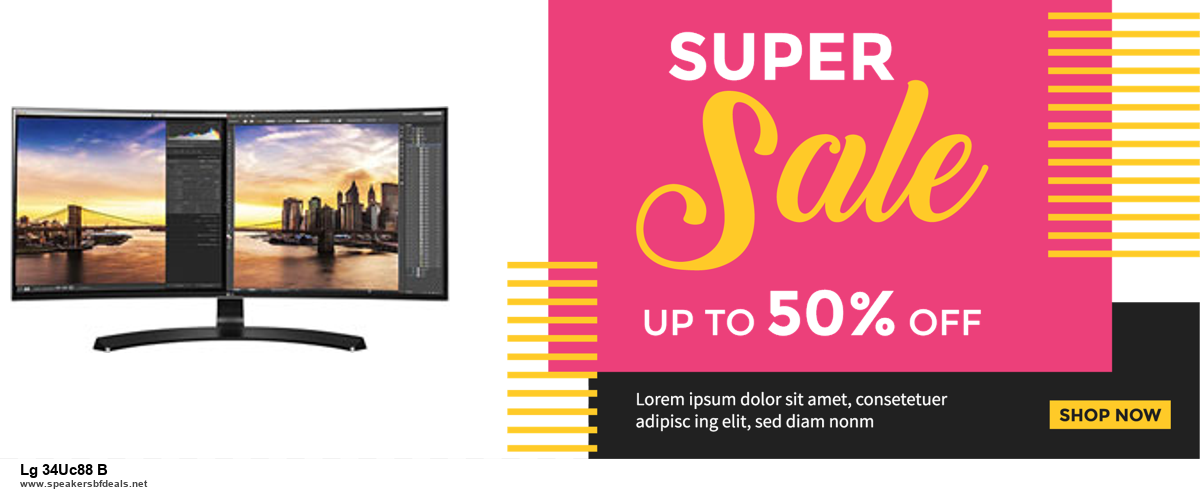13 Best Black Friday and Cyber Monday 2020 Lg 34Uc88 B Deals [Up to 50% OFF]