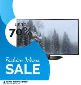 5 Best Lg 42 Inch 1080P Led Hdtv Black Friday 2020 and Cyber Monday Deals & Sales