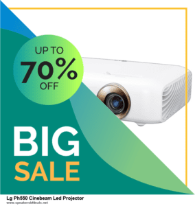Grab 10 Best After Christmas Deals Lg Ph550 Cinebeam Led Projector Deals & Sales