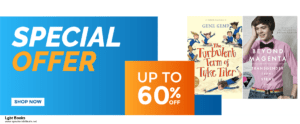 13 Exclusive Black Friday and Cyber Monday Lgbt Books Deals 2020