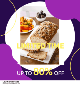 List of 6 Low Carb Breads After Christmas DealsDeals [Extra 50% Discount]