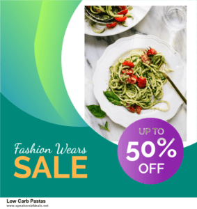 10 Best Black Friday 2020 and Cyber Monday  Low Carb Pastas Deals | 40% OFF