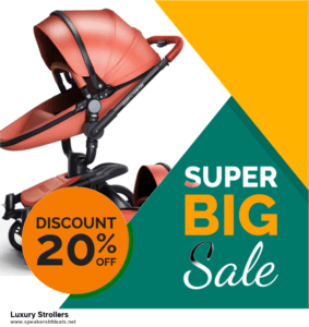 10 Best Black Friday 2020 and Cyber Monday  Luxury Strollers Deals | 40% OFF