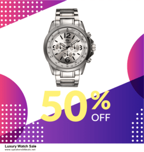 Top 5 After Christmas Deals Luxury Watch Sale Deals [Grab Now]