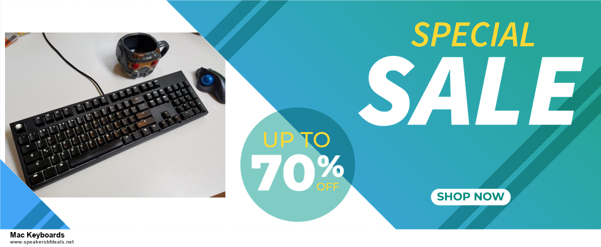 13 Best Black Friday and Cyber Monday 2020 Mac Keyboards Deals [Up to 50% OFF]