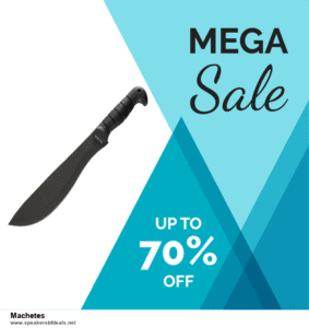 10 Best Machetes Black Friday 2020 and Cyber Monday Deals Discount Coupons