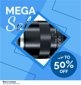 List of 10 Best Black Friday and Cyber Monday Macro Lenses Deals 2020