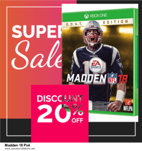 List of 10 Best Black Friday and Cyber Monday Madden 18 Ps4 Deals 2020
