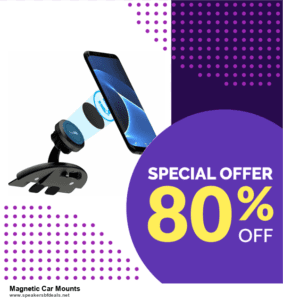 10 Best Magnetic Car Mounts Black Friday 2020 and Cyber Monday Deals Discount Coupons