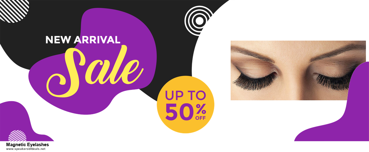 List of 6 Magnetic Eyelashes Black Friday 2020 and Cyber MondayDeals [Extra 50% Discount]