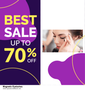 List of 6 Magnetic Eyelashes After Christmas DealsDeals [Extra 50% Discount]
