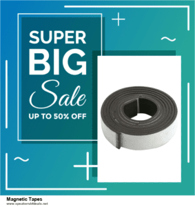 13 Best After Christmas Deals 2020 Magnetic Tapes Deals [Up to 50% OFF]