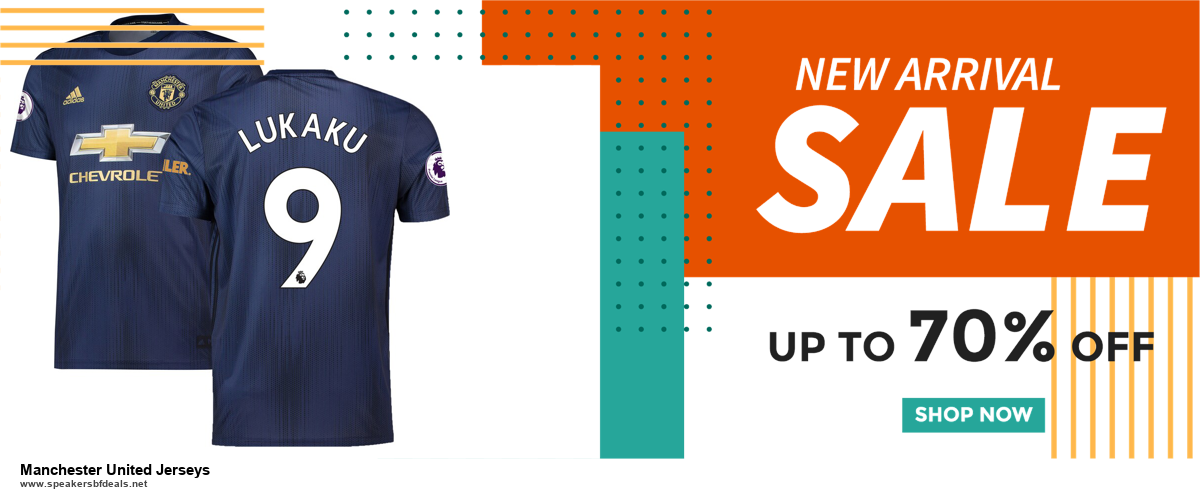 9 Best Manchester United Jerseys Black Friday 2020 and Cyber Monday Deals Sales