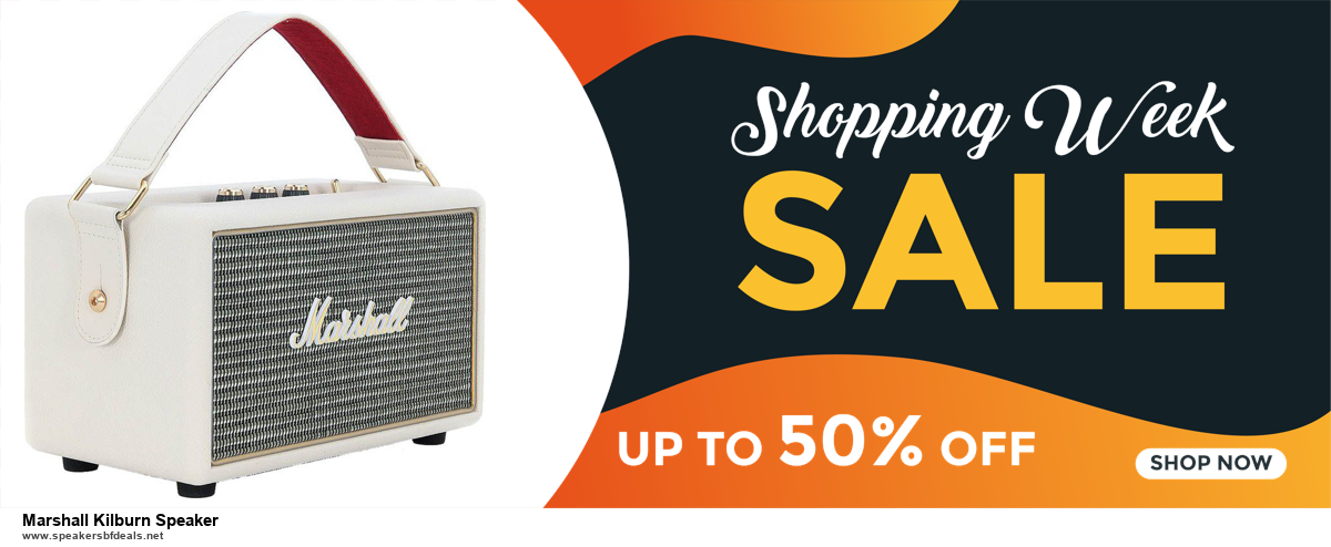 Top 11 Black Friday and Cyber Monday Marshall Kilburn Speaker 2020 Deals Massive Discount