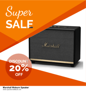 Top 10 Marshall Woburn Speaker Black Friday 2020 and Cyber Monday Deals