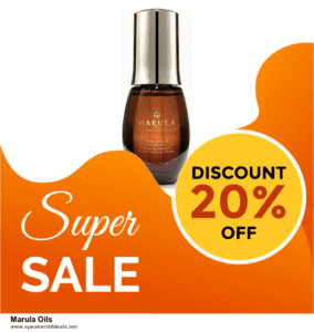 10 Best Marula Oils After Christmas Deals Discount Coupons