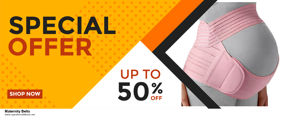 13 Best Black Friday and Cyber Monday 2020 Maternity Belts Deals [Up to 50% OFF]