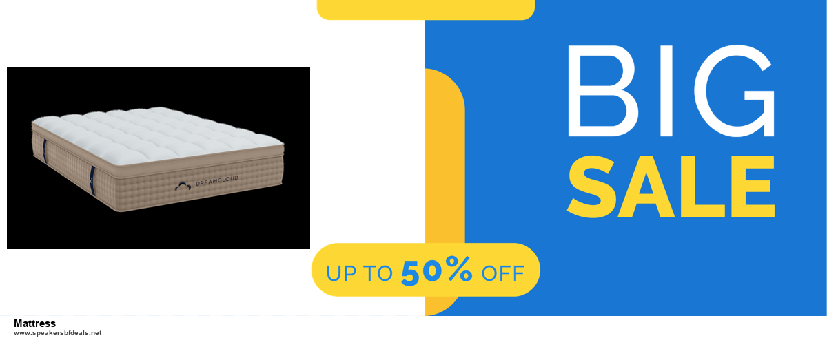 5 Best Mattress Black Friday 2020 and Cyber Monday Deals & Sales