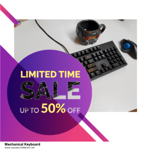 10 Best Mechanical Keyboard Black Friday 2020 and Cyber Monday Deals Discount Coupons