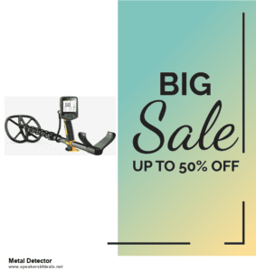 7 Best Metal Detector After Christmas Deals [Up to 30% Discount]