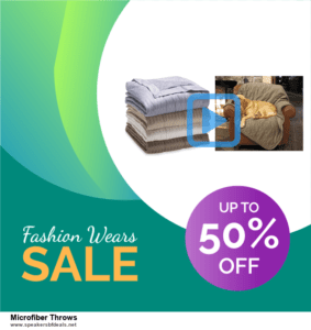 10 Best Microfiber Throws After Christmas Deals Discount Coupons